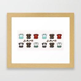 Haikyuu!! Mug Framed Art Print