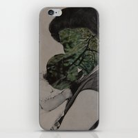 bond iPhone & iPod Skins featuring Bond by Julio Paniagua