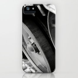 Tank Wheels iPhone Case