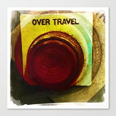 over travel 2 Canvas Print