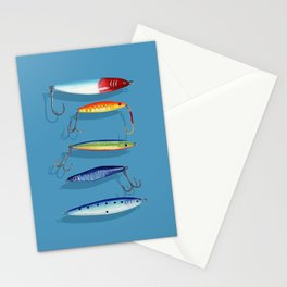 Casting Jigs Stationery Cards