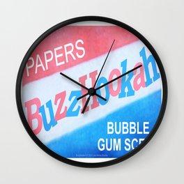 BuzzHookah - 011 Wall Clock