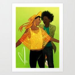 My literal sunshine Art Print