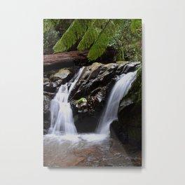 Olinda Falls Metal Print