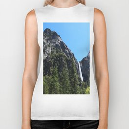 The Yosemite Park Bridal Veil Falls Biker Tank