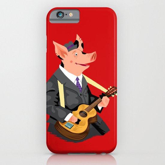 Smokey Hog Mcghee iPhone & iPod Case