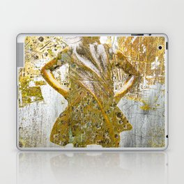 Fearless Girl Laptop & iPad Skin