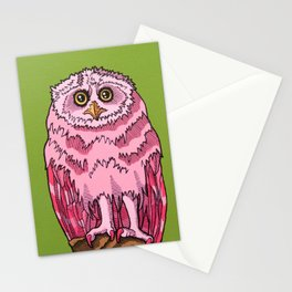 Outstanding Owlet Stationery Cards