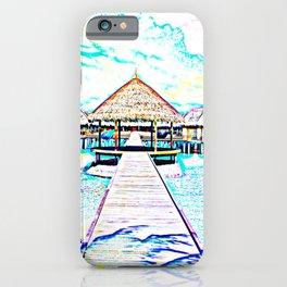 Maldives iPhone Case