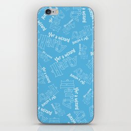Yer A Wizard Harry iPhone Skin