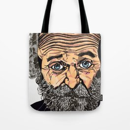 Old Man - Bethany Walrond Tote Bag