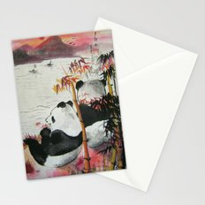 romantic evening Stationery Cards