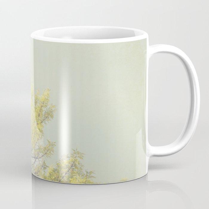 Yellow Tree Coffee Mug