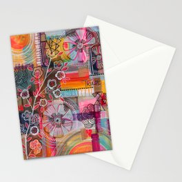 Trust Yourself Stationery Cards