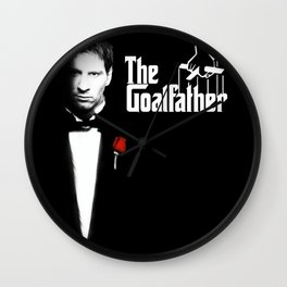 The Goalfather Wall Clock