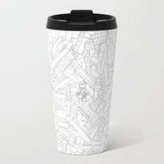 The Lego Movie — Colouring Book Version Travel Mug