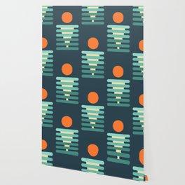Minimalist ocean Wallpaper