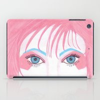 jem iPad Cases featuring Truly Outrageous by Jennifer Tye