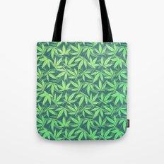 Cannabis / Hemp / 420 / Marijuana  - Pattern Tote Bag