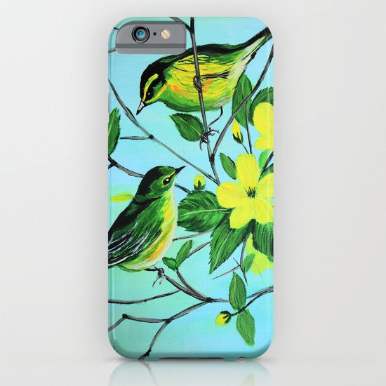 Thinking of spring  iPhone & iPod Case