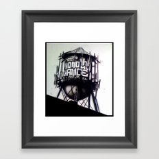 Greenpoint Framed Art Print