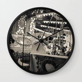 Light Ride Wall Clock