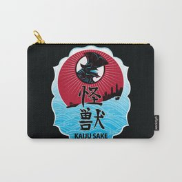 Kaiju Sake Carry-All Pouch
