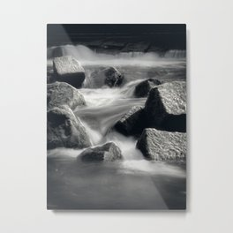 The Stream Metal Print