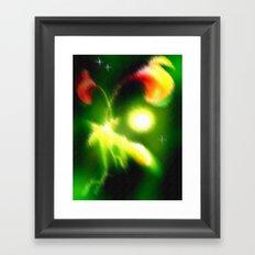 Bella Flora. Framed Art Print