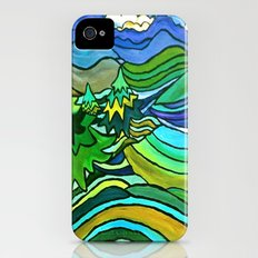 SPRING KINGDOM Slim Case iPhone (4, 4s)