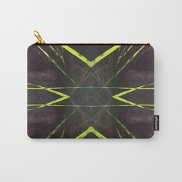518 - Abstract grass design Carry-All Pouch