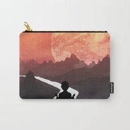 Let your fears run down the creek. Carry-All Pouch