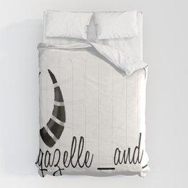thegazelle_and_i Comforters