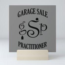 Garage Sale Practitioner Mini Art Print