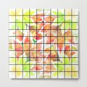 abstract floral background by digitalposter