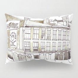 Old King Street Toronto Pillow Sham