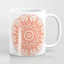 Mandala 12 / 2 eden spirit orange Coffee Mug