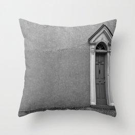 Take Action Throw Pillow