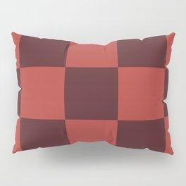 Classic Checker Leucrota Pillow Sham