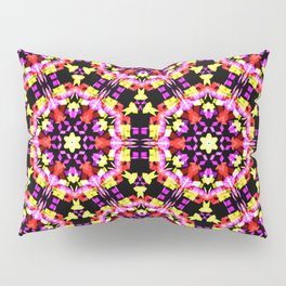 Tiny Floral Pattern Pillow Sham