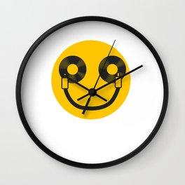 Techno Lover Wall Clock