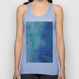 Water II Unisex Tank Top