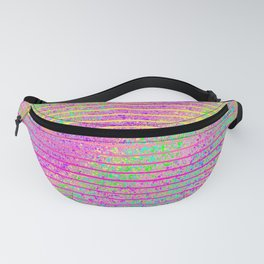 The Incident at The Highlighter Factory Fanny Pack