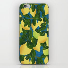 lemon tree iPhone Skin