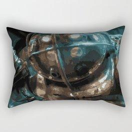 Bioshock Rectangular Pillow