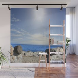 Beauty In The Distance Wall Mural