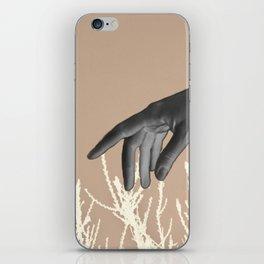Wasting Days iPhone Skin