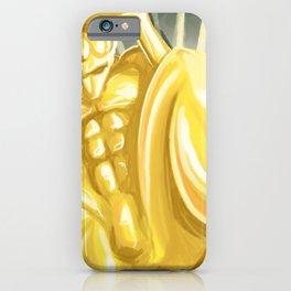 Atlas Shrugged statue iPhone Case