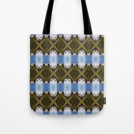 SkyWeave Tote Bag