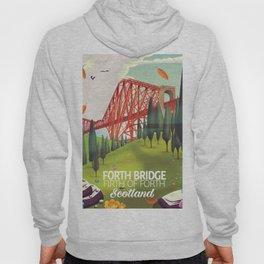 Forth Bridge, Firth of Forth,Scotland Hoody